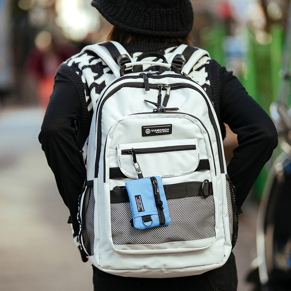 THOMAS BACKPACK (IVORY)