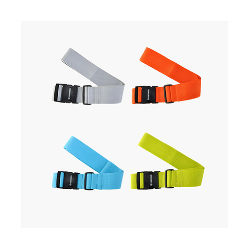 VIAMONOH LUGGAGE STRAP 4COLORS