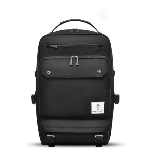 VIAMONOH NEW-ROPE BIG BACKPACK (BLACK)