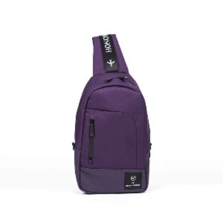 VIAMONOH SPACE SLING BAG (PURPLE)