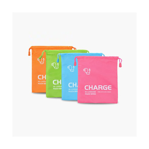 VIAMONOH CHARGER ORGANIZER 4COLORS