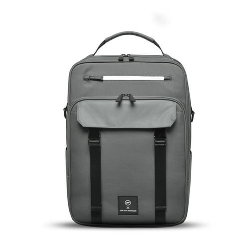 VIAMONOH NEW-ROPE BACKPACK (GRAY)