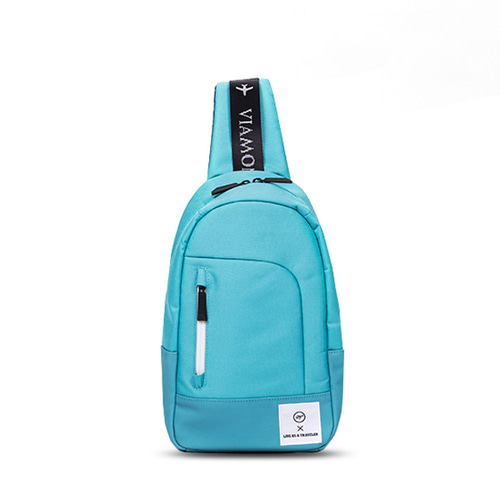 VIAMONOH SPACE SLING BAG (MINT)