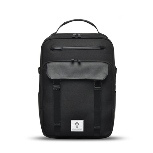 NEW-ROPE BACKPACK (BLACK)